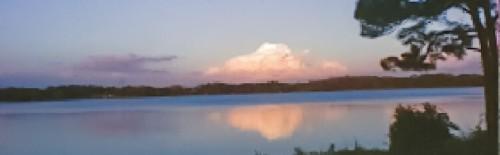 LAKE CANE REFLECTION